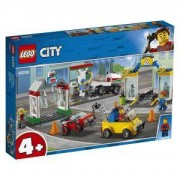 Конструктор Лего Сити - Гаражен център, LEGO City Town, 60232