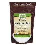 Now Foods , PA-Eritrito Orgánico, 454 gramos