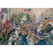 Puzzle Jumbo - Fortunino Matania: Armistice Celebrations, 1.000 piese (11061)