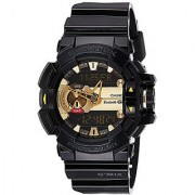 Casio G-Shock Analog-Digital Black Dial Mens Watch - GBA-400-1A9DR (G557)