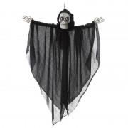 Geen Halloween versiering magere hein pop 45 cm