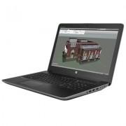 Cabezal Workstation Portátil HP Zbook 15 G3 Core i7, 8GB, 256GB TurboZ, NVIDIA® Quadro® M1000M 2GB