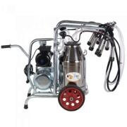 Aparat de muls vaci EMT2+1AS0, 1bidon inox 40 litri, 2posturi