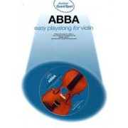 Notfabriken ABBA easy playalong for violin (inkl CD)