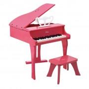 Hape Happy Grand Piano Pink E0319