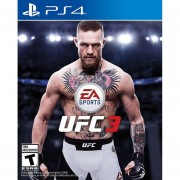 UFC 3 - PS4 - PLAYSTATION 4