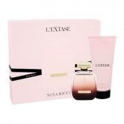Nina Ricci L´Extase confezione regalo Eau de Parfum 80 ml + lozione per il corpo 200 ml per donna