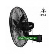 CasaFan Ventilador De Pared Casafan 307510 Wm3 Wall Eco Negro Mate