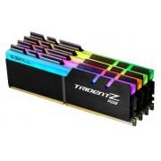 Memorie G.Skill Trident Z RGB, DDR4, 4x8GB, 3000MHz, CL 15