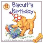 Biscuit's Birthday, Paperback/Alyssa Satin Capucilli
