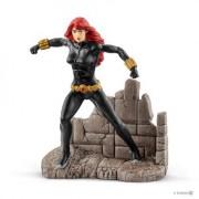 SCHLEICH Black Widow Pvc Figure (Sch) Figura