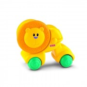 Fisher Price Lion Press & Go