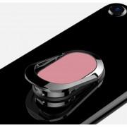 Anillo Metálico Soporte Telefónico Soporte Magnético Para Teléfono De Aspiración Giratoria 360