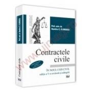 Contractele civile in noul cod civil. Editia a V-a revazuta si adaugita