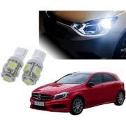 Auto Addict Car T10 5 SMD Headlight LED Bulb for Headlights Parking Light Number Plate Light Indicator Light For Mercedes Benz A-Class