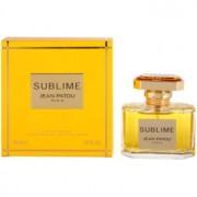 Jean Patou Sublime eau de parfum para mujer 50 ml