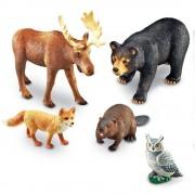 JOC DE ROL - ANIMALUTE DIN PADURE - LEARNING RESOURCES (LER0787)