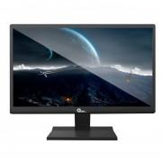 """MONITOR QIAN 21.5"""" QM2128001 FULLHD VGA HDMI 5MS 1000:1 VESA 100 MM-negro"""