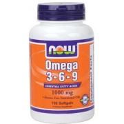 Now Omega 3-6-9 kapszula 100db
