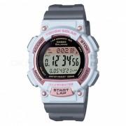 Casio reloj deportivo STL-S300H-4ADF - blanco + purpura (sin caja)