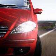 Pack LED feux de croisemen/route pour Dodge Caliber 2006-2012