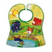 Бебешки лигавник с животни, 849 Babyono, 3 налични цвята, 8600057