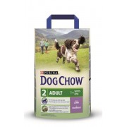 DOG CHOW ADULT BÁRÁNY 2,5KG