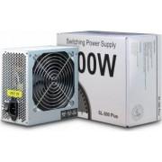 Sursa Inter-Tech SL-500 Plus 500W argintie