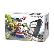 Nintendo 2DS Blu + Mario Kart 7