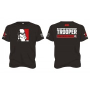 SD TOYS T-Shirt Sw Stormtrooper Imperial Army Black Taglia S T-Shirt