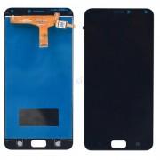 Display LCD e Touch para Asus Zenfone 4 Max ZC554KL preto
