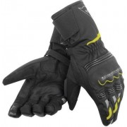 Dainese Tempest Unisex D-Dry Long Gloves Black/Fluo Yellow M