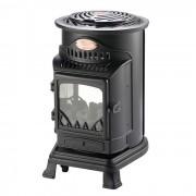 Calor Gas 3kW Matt Black Provence Stove Portable Gas Heater