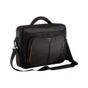"Geanta Laptop Targus Classic+Clamshell, 15.6"", Black"