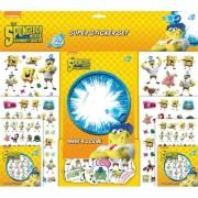 Spongebob Stickerboek Spongebob