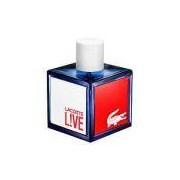 Lacoste Live Eau De Toilette - Perfume Masculino 100ml