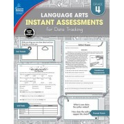 Instant Assessments for Data Tracking, Grade 4: Language Arts