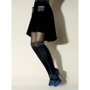 Eleganta strumpbyxor i overknee-look Surprise från Gerbe och Gaspard Yurkievich noir-argent 2