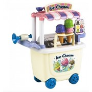 Gourmet Ice Cream Cart Food Truck Play Set by PlayGo