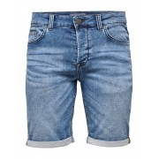 Only and Sons Onsply Sw Blue Shorts Pk 2019 Noos