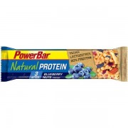 PowerBar Natural E Blueberry Nuts 1x40g - Male - Geel / Blauw - Grootte: One Size