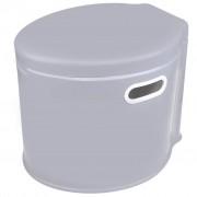 ProPlus Преносима тоалетна, 7 литра, сива