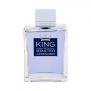 Antonio Banderas King of Seduction eau de toilette 200 ml da uomo