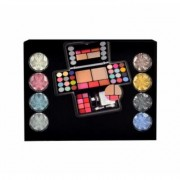 Makeup Trading Diamonds Set 35,84Ml 13,44G Eyeshadows + 4,8G Blush + 14,4G Face Powder + 3,2G Lipgloss Set Of Cosmetics Per Donna (Cosmetic)