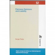 Fairness opinions and liability - Serie vanwege