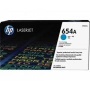 HP 654A - CF331A toner cian