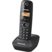 Telefon DECT Panasonic KX-TG1611FXH Negru