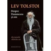 Despre Dumnezeu si om - Lev Tolstoi