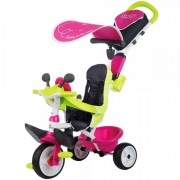 Tricicleta Smoby Baby Driver Comfort pink