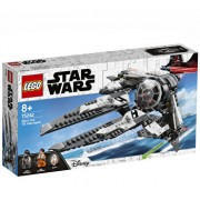 LEGO Star Wars, TIE Interceptor Asul negru 75242